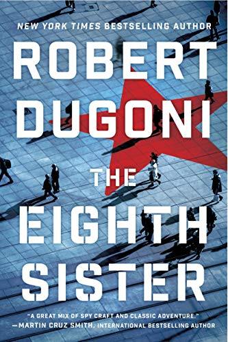 The Eighth Sister: A Thriller (Charles Jenkins Book 1) Kindle Edition