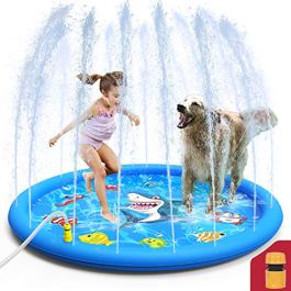 Benelet Splash Pad Pool