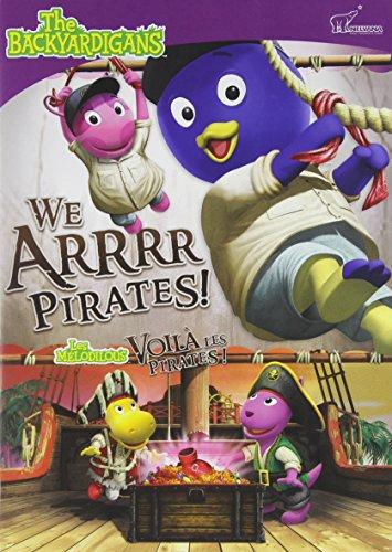 The Backyardigans: We Arrrr Pirates