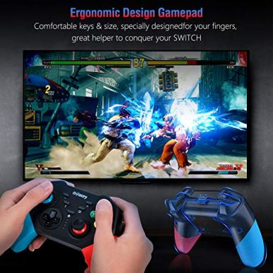 Gamory-Switch-Controller-for-Nintendo-SwitchSwitch-Lite-Switch-Wireless-Pro-Controller-for-Nintendo-with-Dual-Shock-Motion-Control-Gamepad-Joystick-Switch-Pro-Controller-for-Super-Nintendo-Game