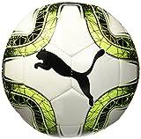 Puma FINAL 6 MS Trainer, Ballon De Foot Mixte Adulte, Puma White-Lemon...
