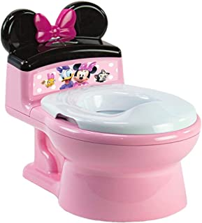 The First Years Minnie Mouse Imaginaction Potty & Trainer Seat, Pink