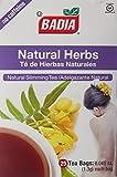 Badia Natural Herbs Tea Bag 25 Ct by Badia
