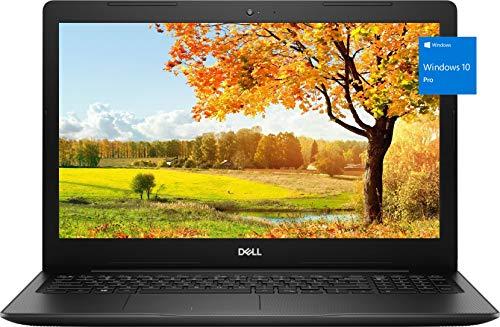 2021 Newest Dell Inspiron 15.6' HD Business Laptop, Intel 4205U, 16GB RAM, 512GB PCIe SSD, Webcam, WiFi, Bluetooth, Win10 Pro, Black