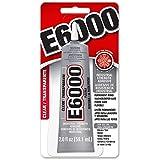 E6000 237032 Craft Adhesive, 2 fl oz Clear (Misc.)