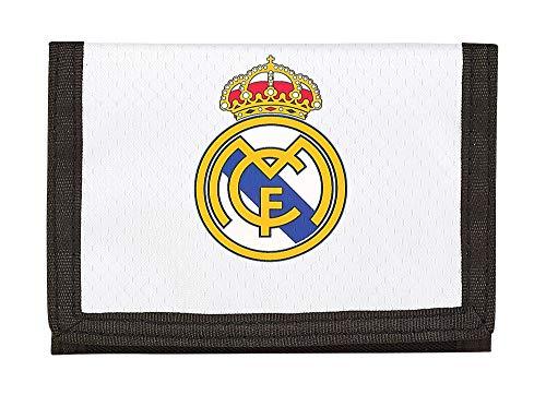 Real Madrid, 12 cm, Blanco 811854036 2018 Tarjetero, Niños