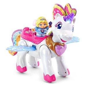 VTech 80-177405 Multi juguete interactivos - juguetes interactivos (Animal, Unicorn, Multicolor, Chica, AAA) , color…