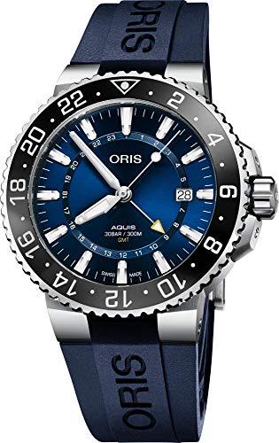 Oris Oris Aquis GMT Date 01 798 7754 4135-07 4 24 65EB