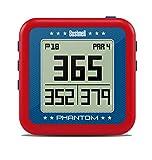 Bushnell 368821 Phantom Golf GPS, Red/Blue