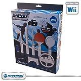 Nintendo Wii Soft Foam 10-in-1 Sports Kit Bundle Set