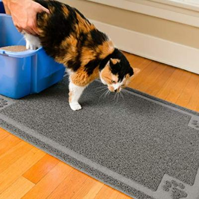 CleanHouse Pets Cat Litter Mat, XL Size, Non-Slip, Easy to Clean,...