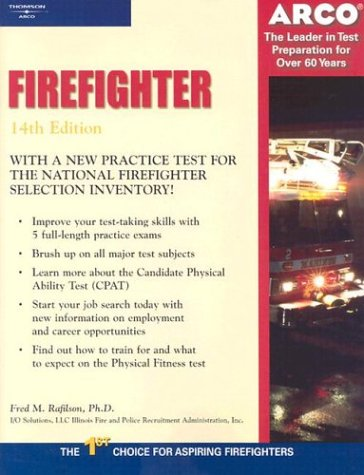 Master the Firefighter Exam, 14/e (Arco Master the Firefighter)