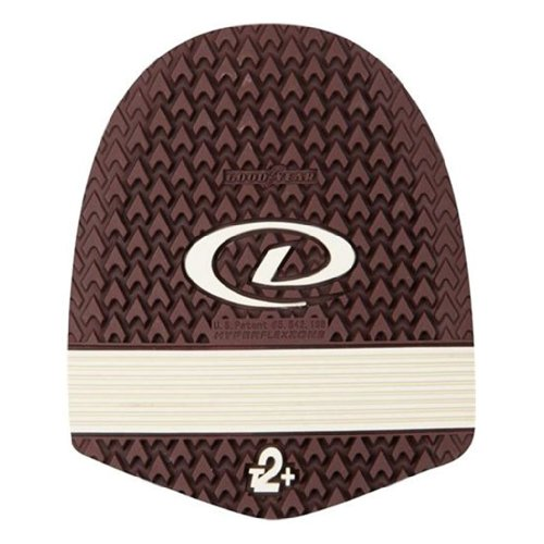 Dexter T2+ Hyperflex-Zone Traction Sole Large, Brown/A, One...