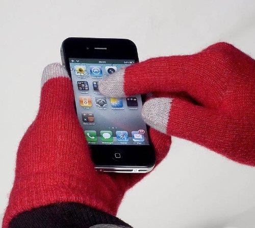 yayago Touchscreen Handschuhe Universalgröße (ca. S – M) – für Medion Akoya P3401T
