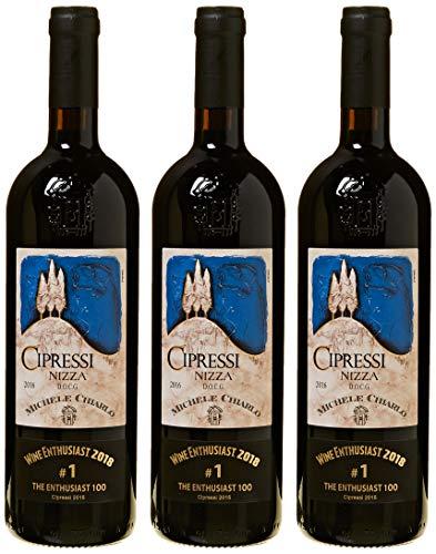 Michele Chiarlo - Barbera D'Asti Superiore 'I Cipressi' Nizza - 3 Bottiglie da 0,75 lt.