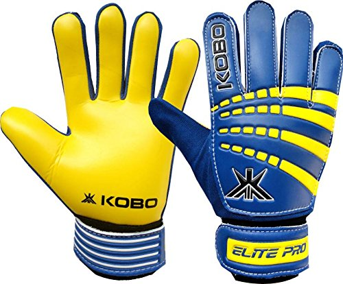Kobo Elite Pro Football/Soccer Goal Keeper Practice Gloves (8)