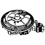 SAMSUNG DD82-01353A Dishwasher Sump and Motor Assembly Genuine Original Equipment Manufacturer (OEM) Part