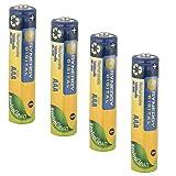 'Synergy Digital Cordless Phone Battery, Works with Panasonic KX-TGE234B Cordless Phone, (Ni-MH, 1.25V, 1000 mAh) Ultra Hi-Capacity Battery'