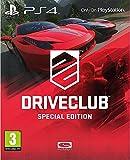 L'édition spéciale comprend : Un artwork exclusif HD Un accès instantané à 5 voitures de haute performance 2 packs de couleurs exclusifs afin de mieux customiser votre voiture 2 autocollants vinyles DRIVECLUB