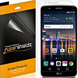 (6 Pack) Supershieldz for LG Stylo 3 Screen Protector, High Definition Clear Shield (PET)