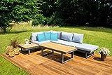 greemotion luxus lounge set auf terasse