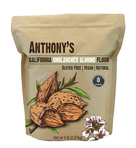Anthony's Almond Meal Flour, Natural...