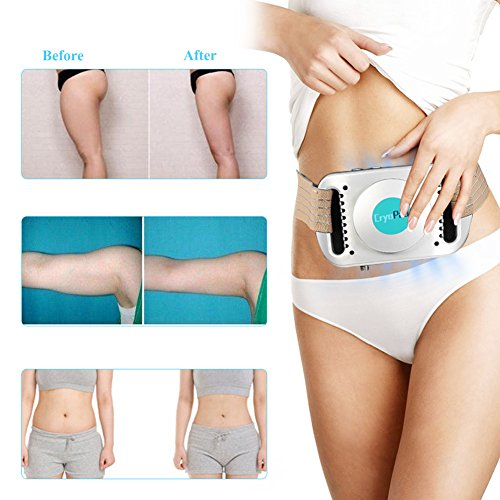 Body Shaping Fat Removal Instrument, Belly Excercise, Waist Vibrate Massage, Freezing and Melting Fat Cells for Fat Loss Excess Fat, for Cheek Arm Waist Upper 9