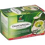 "Hanan Chanca Piedra Tea ""Stone Breaker"" – Kidney Stone Support Supplement – Pack of 25– Each teabag contains 1000mg of Chancapiedra Grown in Peru – Rock Crusher, Dissolver Remover - Peruvian Naturals"
