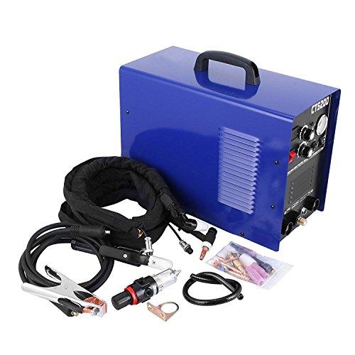 BuoQua 3in1 Schweissgerät 220V inverter schweissgerät CT520D 50-amp Plasmaschneider welding machine tig mma Plasma Cutter