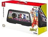 Officiellement licencié par Nintendo & Capcom Fighting Stick au thème de Street Fighter Compatible avec Switch & PC/Steam Joysticks et boutons Hayabusa développés par HORI