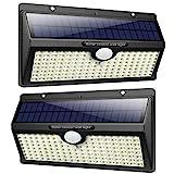 Feob 138 LED Lampe Solaire Extérieur [2500mAH Puissante Lumière ]...