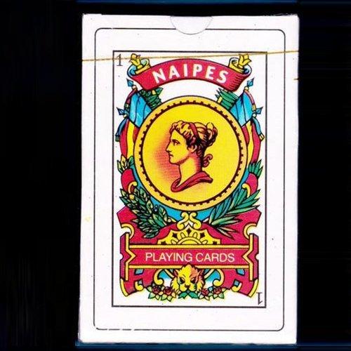 ATB 1 Puerto Rico Spanish Playing Cards 50 Baraja Espanola Briscas Naipes Tarot Deck