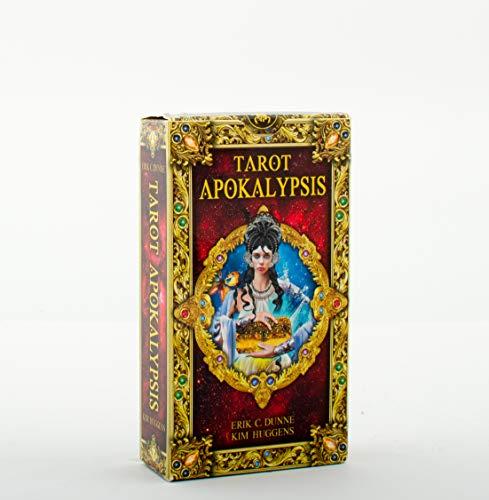 Lo Scarabeo Apokalypsis Tarot Cards