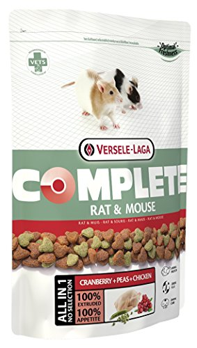 Versele Laga A-17380 Completo Rata y Hámster - 500 gr