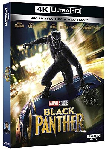 Black panther 4k ultra hd [Francia] [Blu-ray]