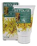 DIETMED Retolise crema para Hemorroides y fisuras anales, potente combinación de Hamamelis + Caléndula y Bálsamo del Perú, acción calmante y alivio del dolor, la inflamación, picor, sangrado