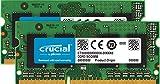 Crucial CT2KIT102464BF160B 16Go Kit (8Gox2) (DDR3L, 1600 MT/s,...