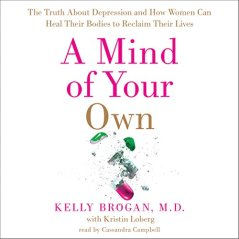 A Mind of Your Own audiobook cover art