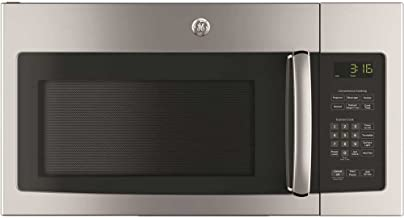 "GE JVM3162RJSS 30"" 120 Volts 1.6 cu. ft. Capacity Over the Range Microwave with.."