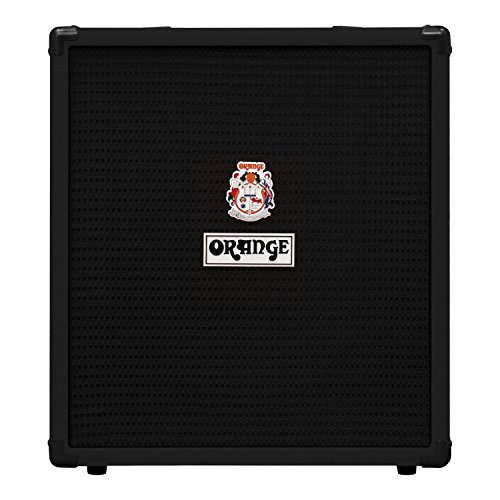 Orange Crush Bass 50W Bass Guitar Combo Amp, Black