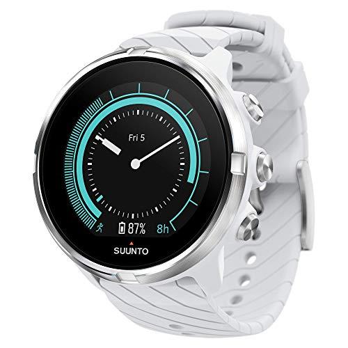 Suunto 9 Reloj deportivo GPS con batería de larga duración y medición del ritmo cardiaco en la muñeca