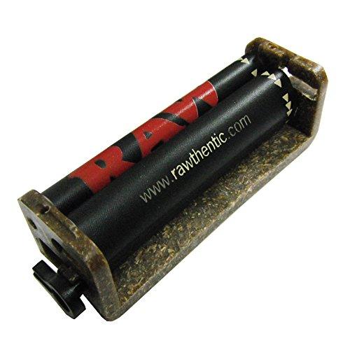 RAW ロー、ヘンププラスチック 70mm 切り替えレバー付きシングルローリングマシーン