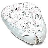 Baby nest cocoon neonati - Nido di coccole fatto a mano in cotone con...