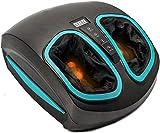 Shiatsu Foot Massager Machine with Heat - Electric Deep Kneading...