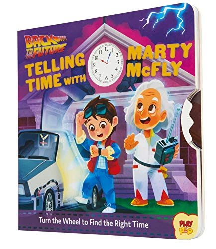 Back to the Future: Telling Time with Marty McFly (Playpop)