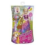 Disney Princesses – Poupee Princesse Disney Raiponce Cheveux Arc-En-Ciel
