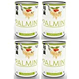 Palmini Low Carb Pasta 4g of Carbs As Seen On Shark Tank 14 Oz. Can (Pack of 4)