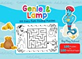 Genie & Lamp - 100 Easy Path Finding Puzzles
