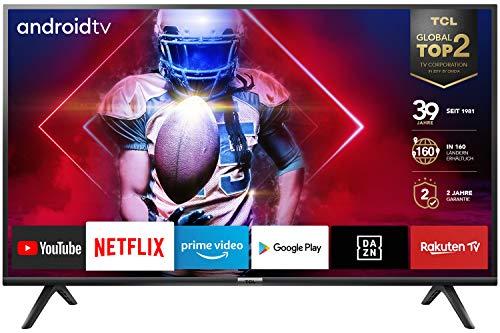 TCL   32ES561   Smart TV, Android TV FHD 1080p: Risoluzione HDR, Assistente Google integrato, Dolby...