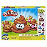 Play-Doh Poop Troop Set with 12 Cans (Accessory)
